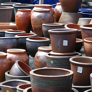 Pottery and Containers