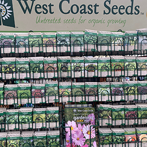 West Coast Seeds Talk