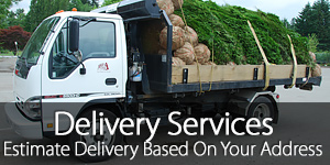 Metro Vancouver Plant and Bulk Material Delivery Service Estimate