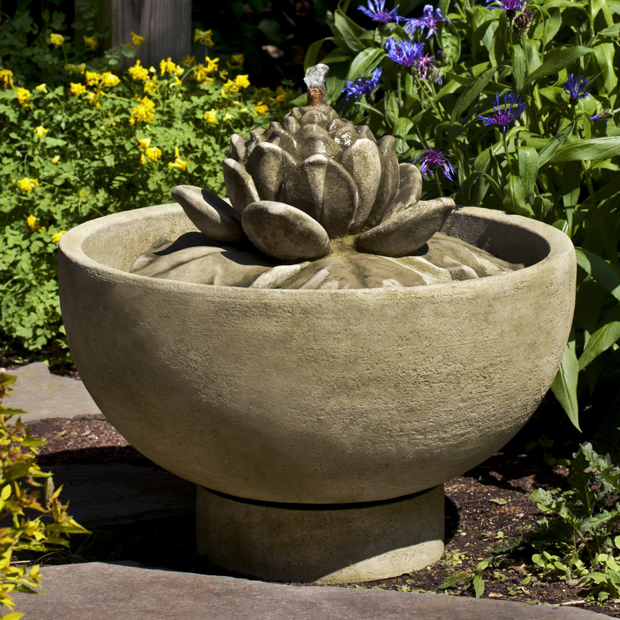 Campania - Smithsonian Lotus Fountain