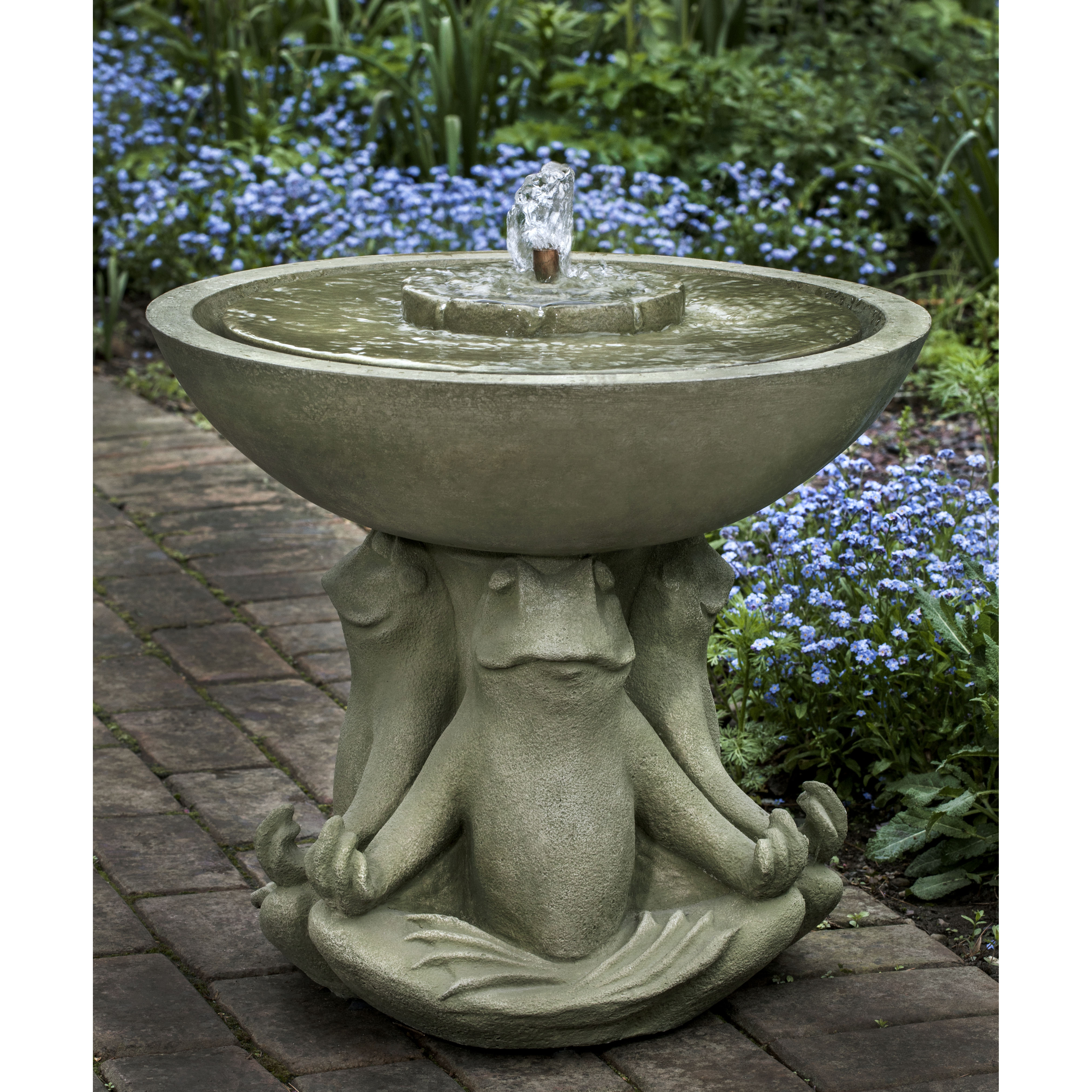 Campania - Zen III Fountain