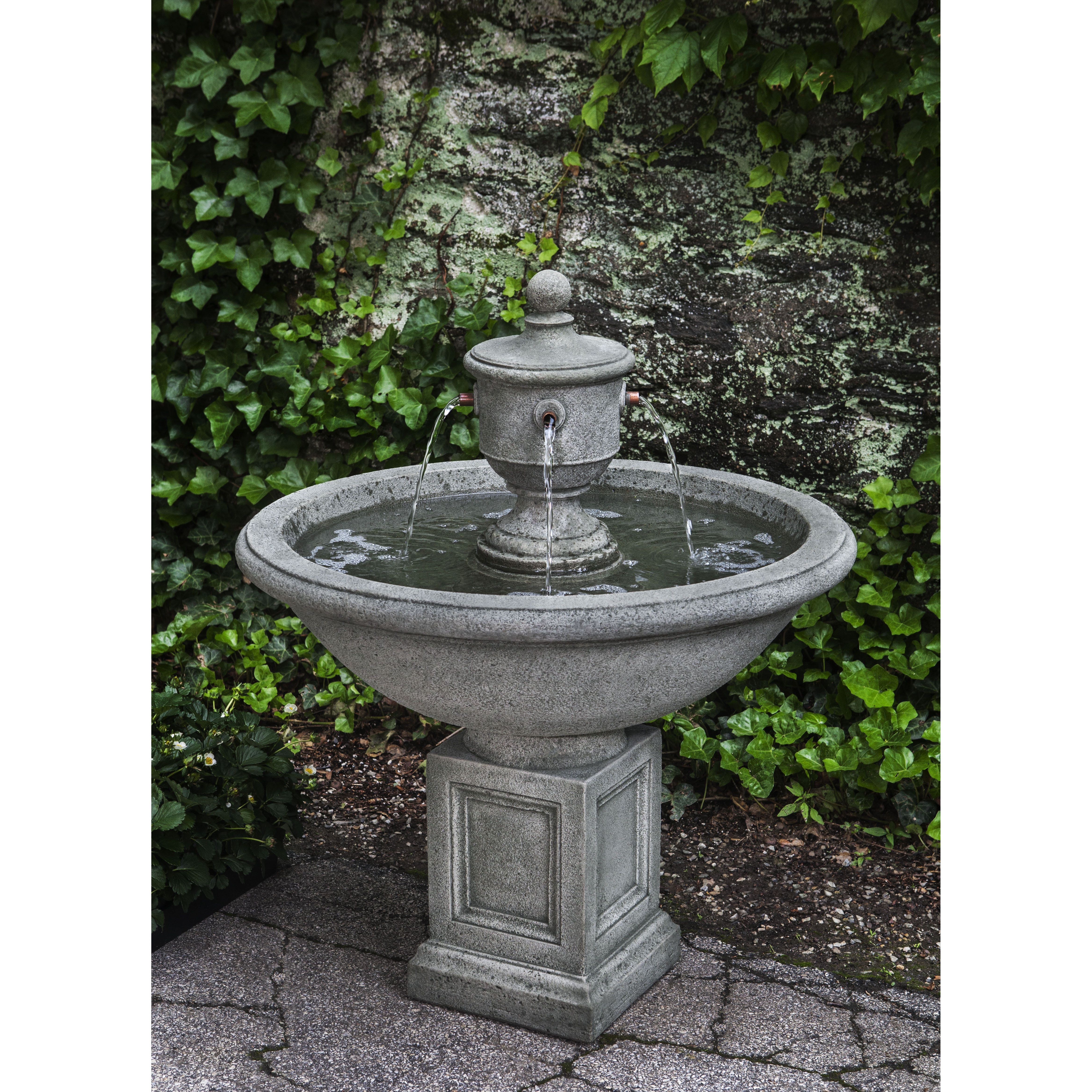 Campania - Rochefort Fountain