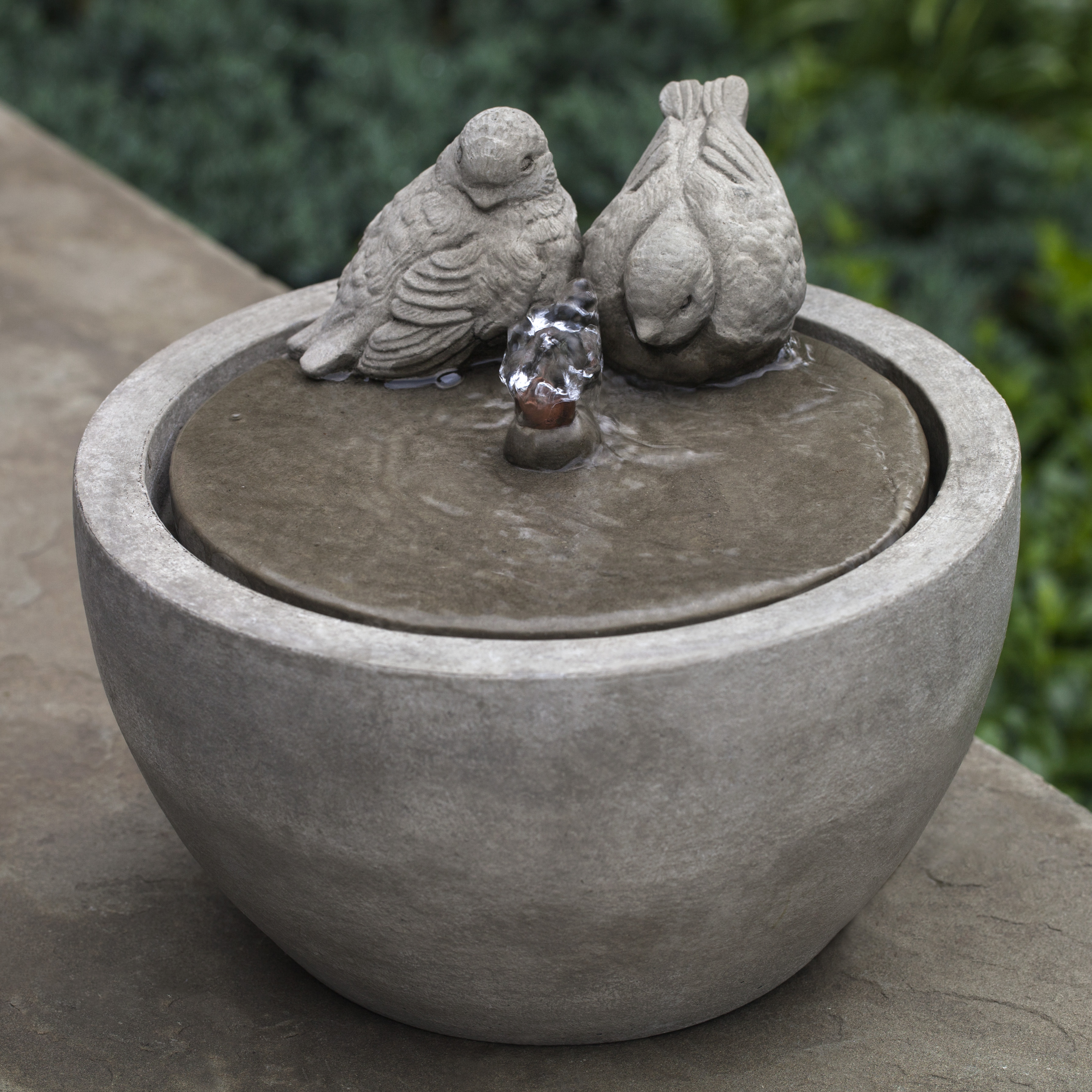Campania - M-Series Bird Fountain