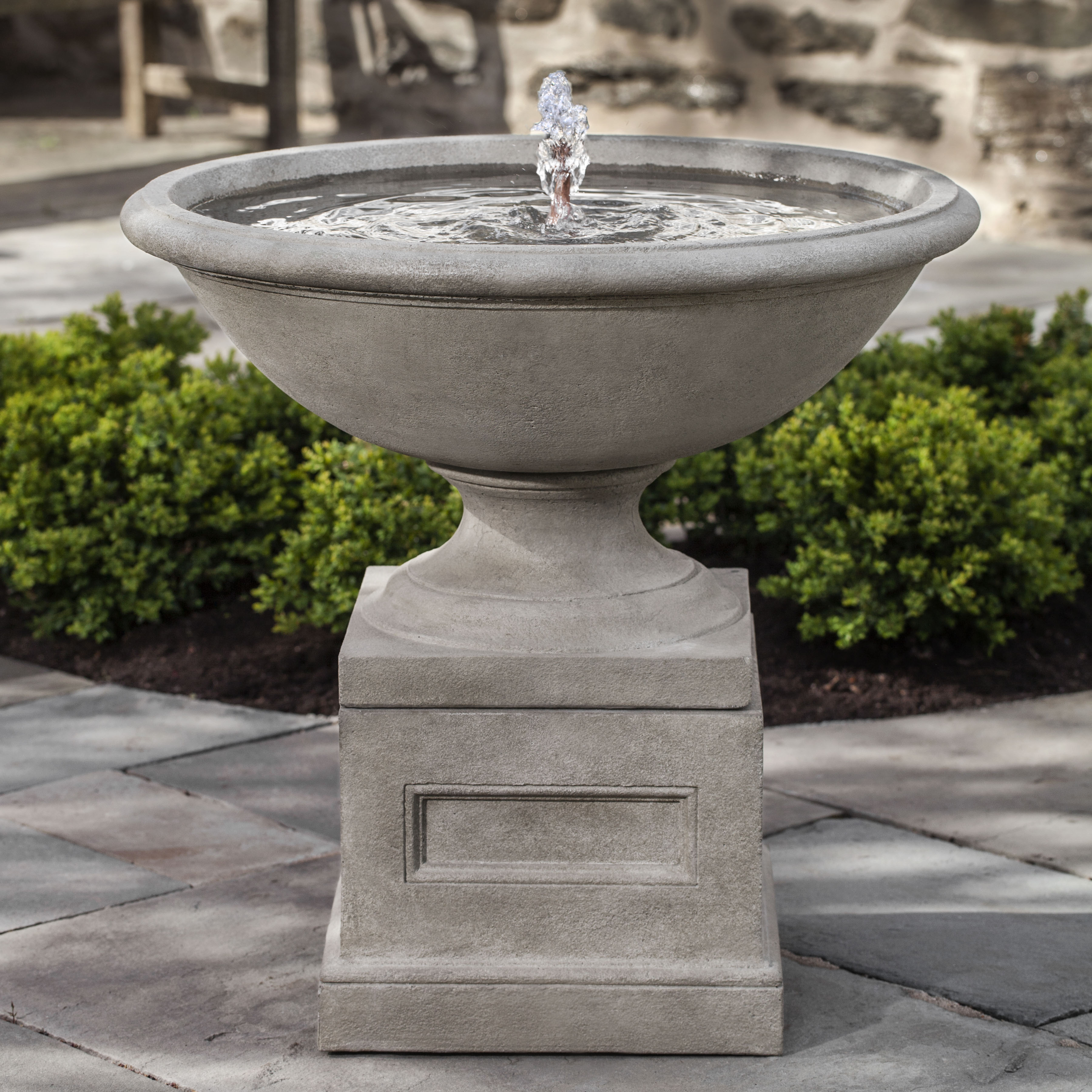 Campania - Aurelia Fountain