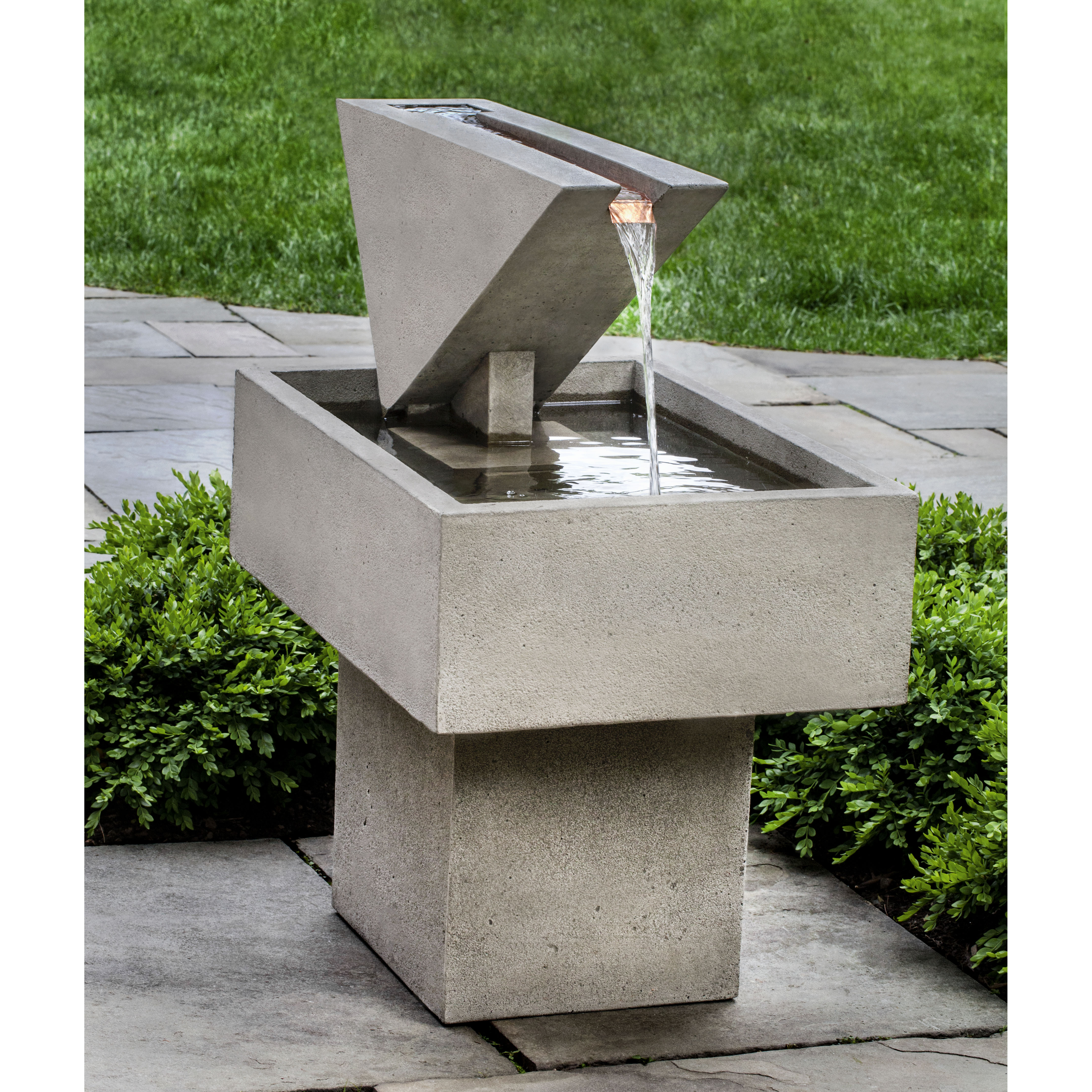 Campania - Triad Fountain