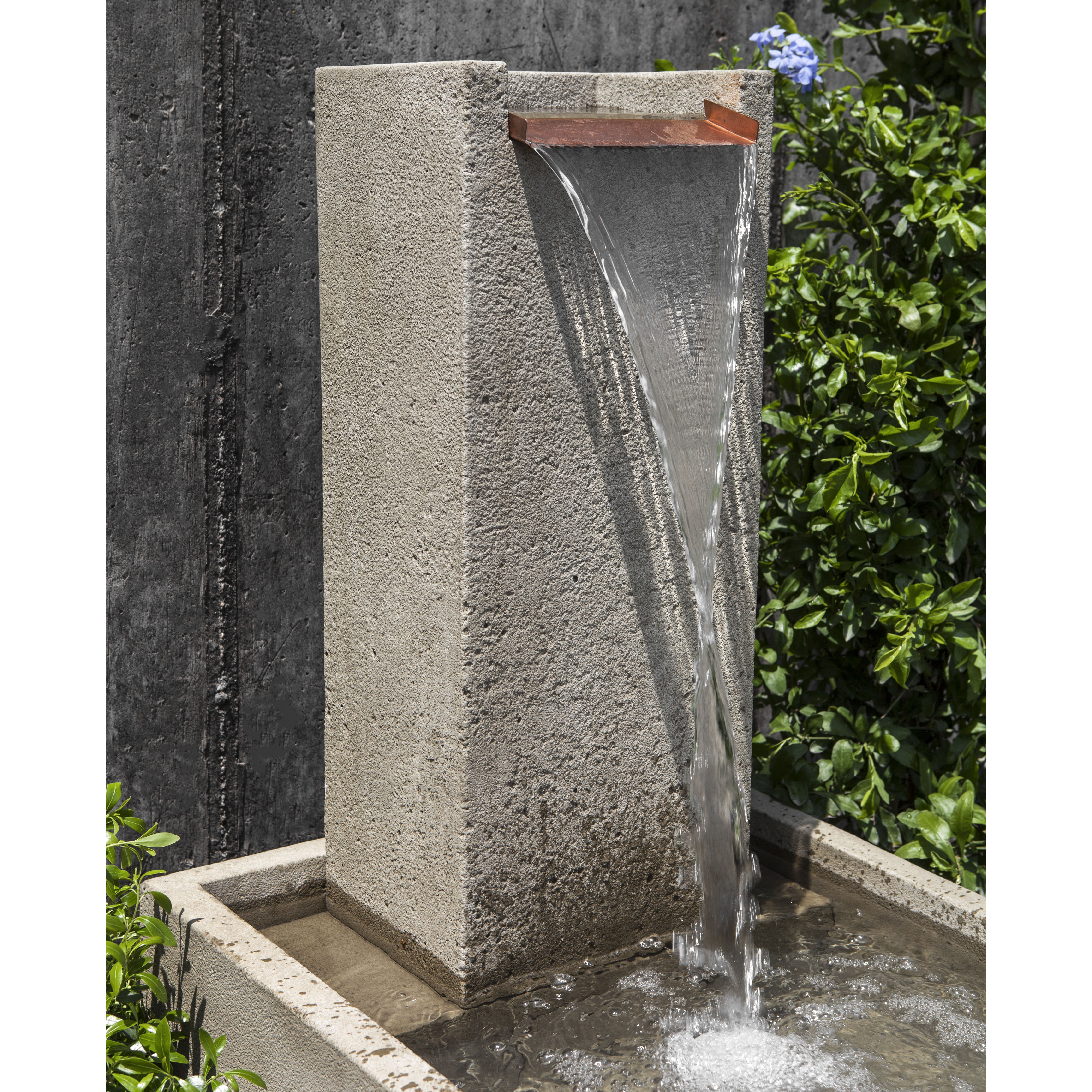 Campania - Falling Water Fountain 4