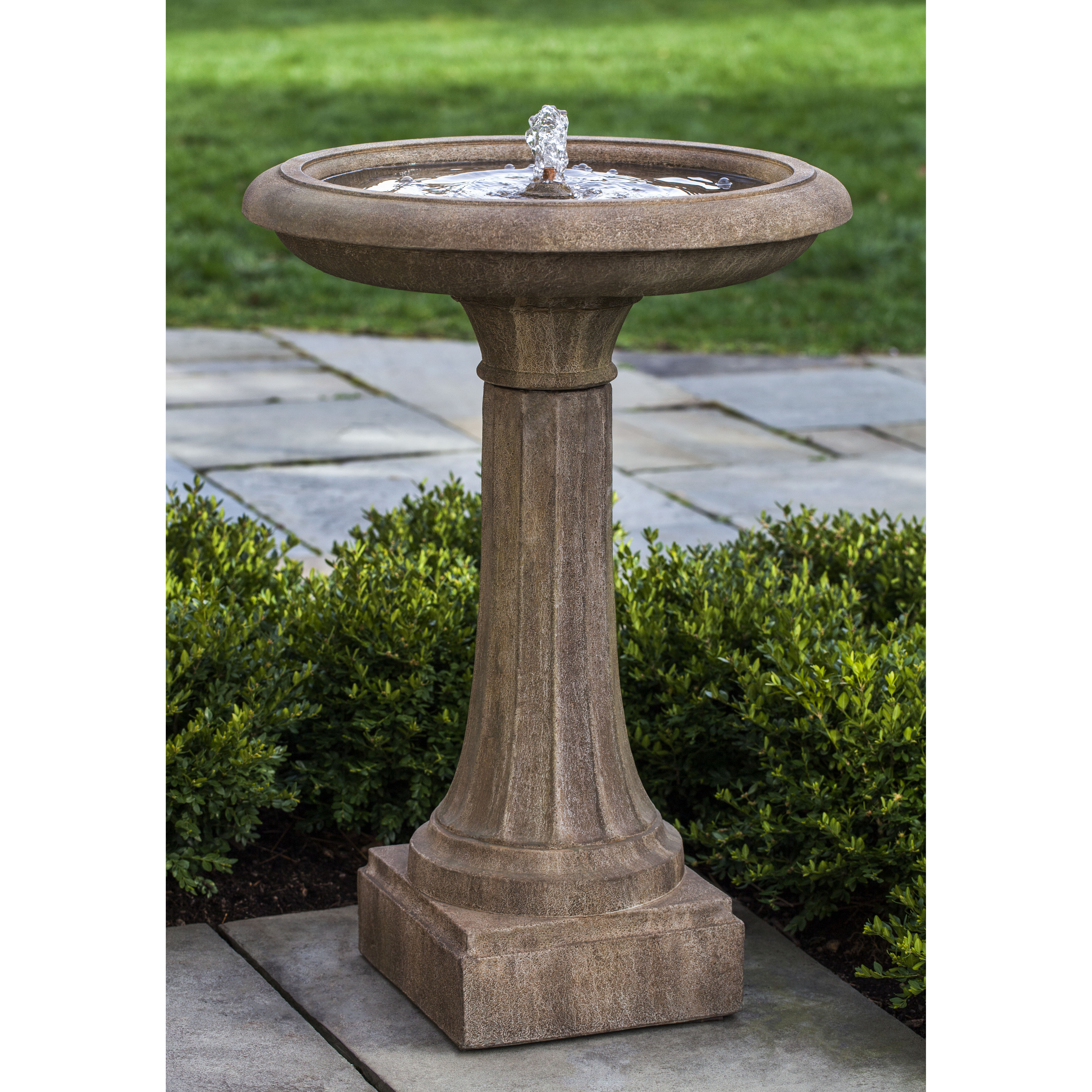 Campania - Longmeadow Fountain