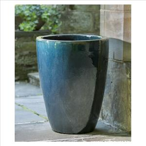 Marta Planter - Large in Indigo Rain