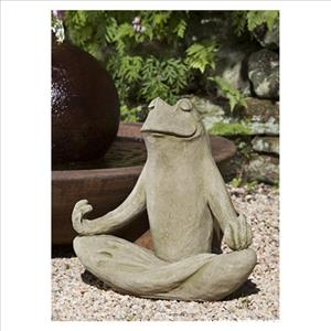 Campania - Totally Zen Frog
