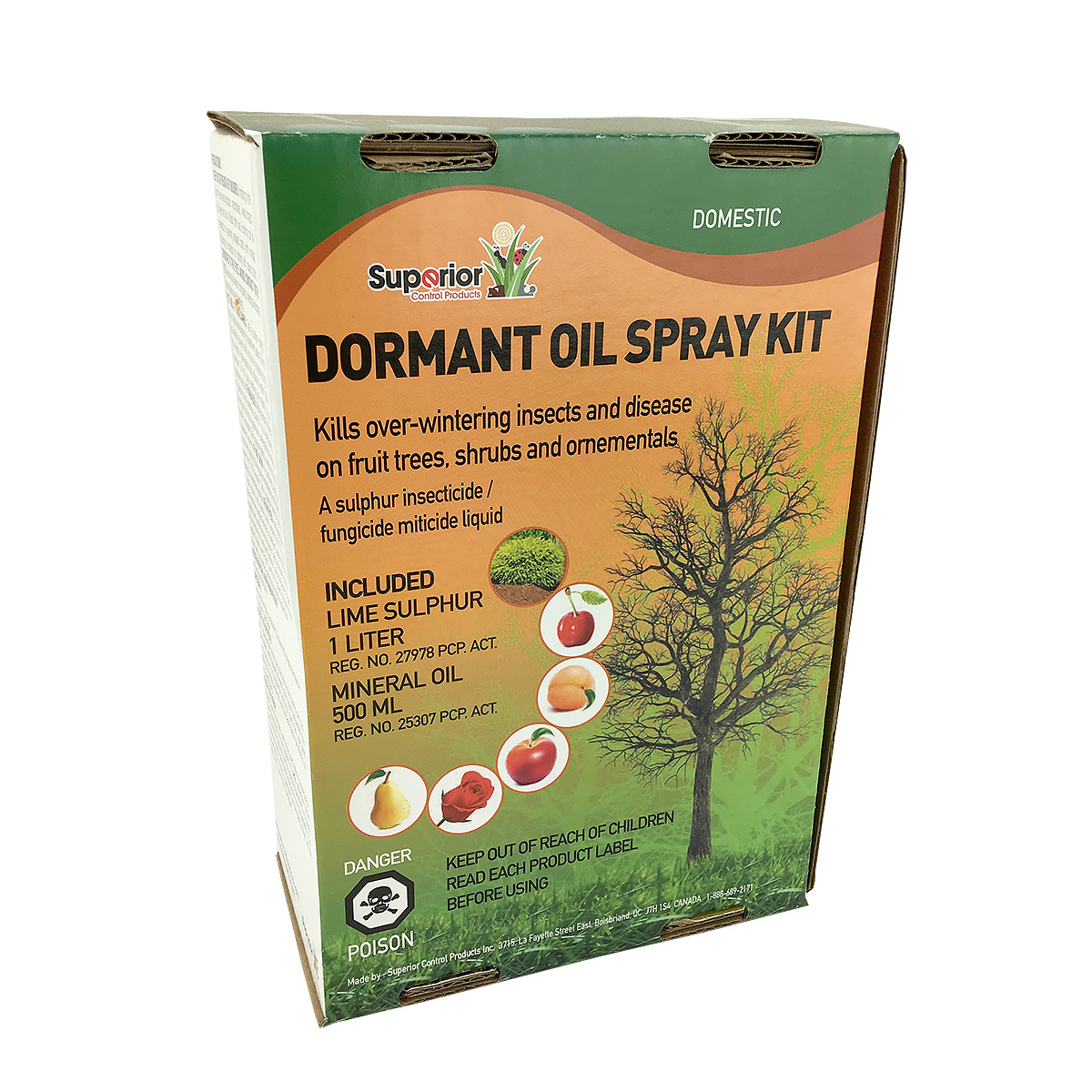 Superior Dormant Oil Spray Kit