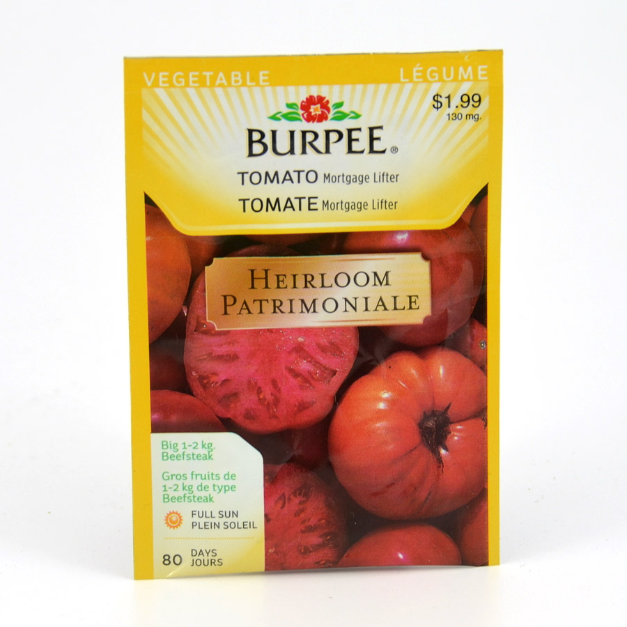 Burpee Mortgage Lifter Tomato Seeds