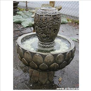 Chinese Vase Fountain