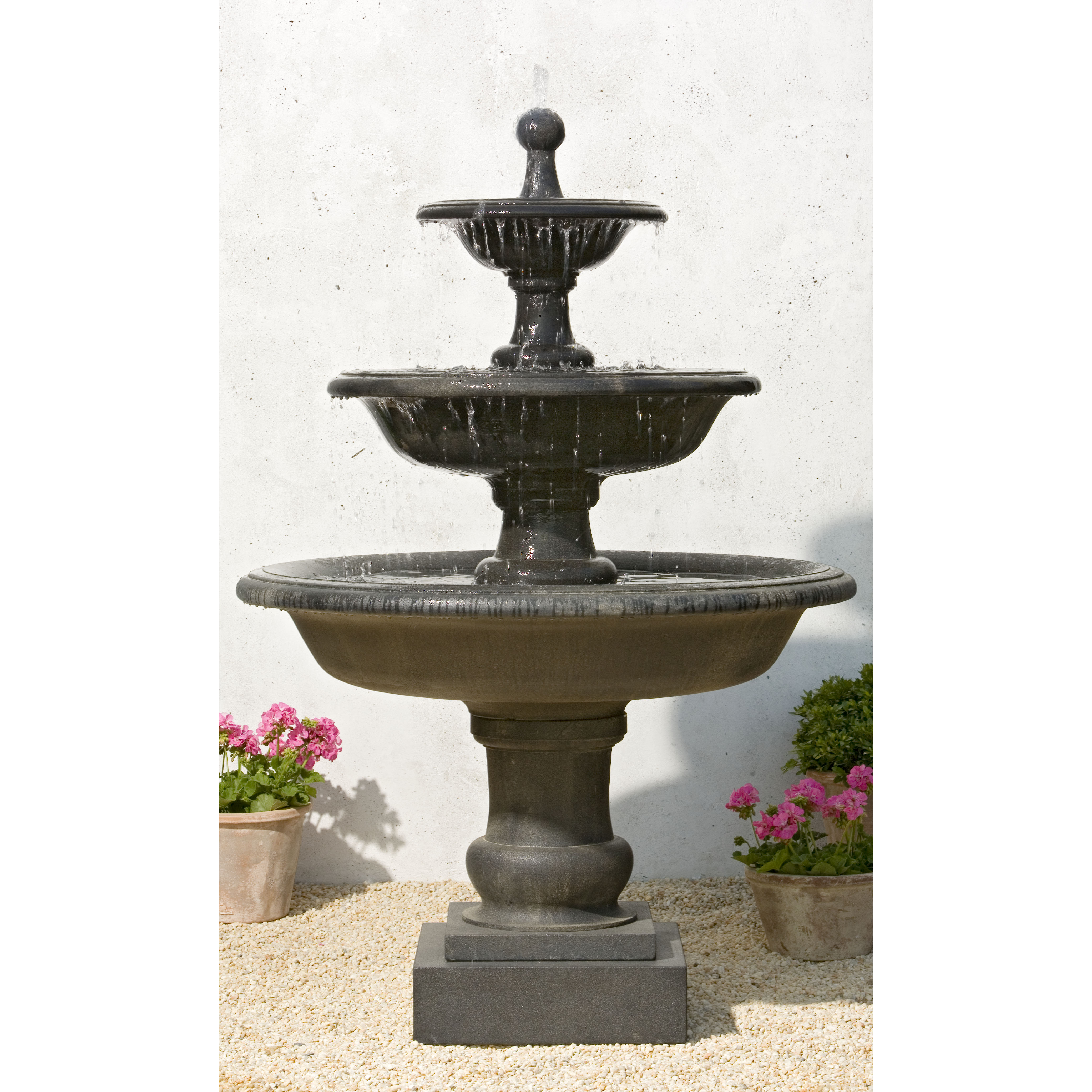 Campania - Vicobello Fountain