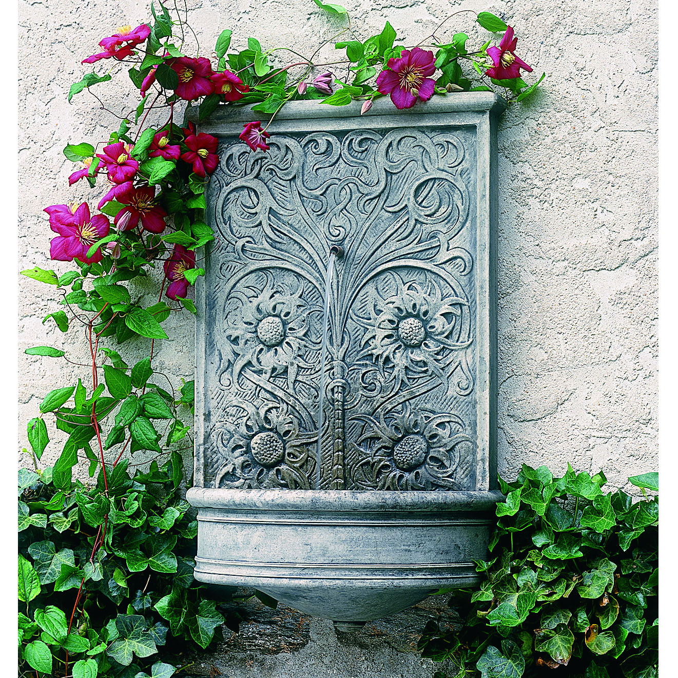 Campania - Sussex Wall Fountain