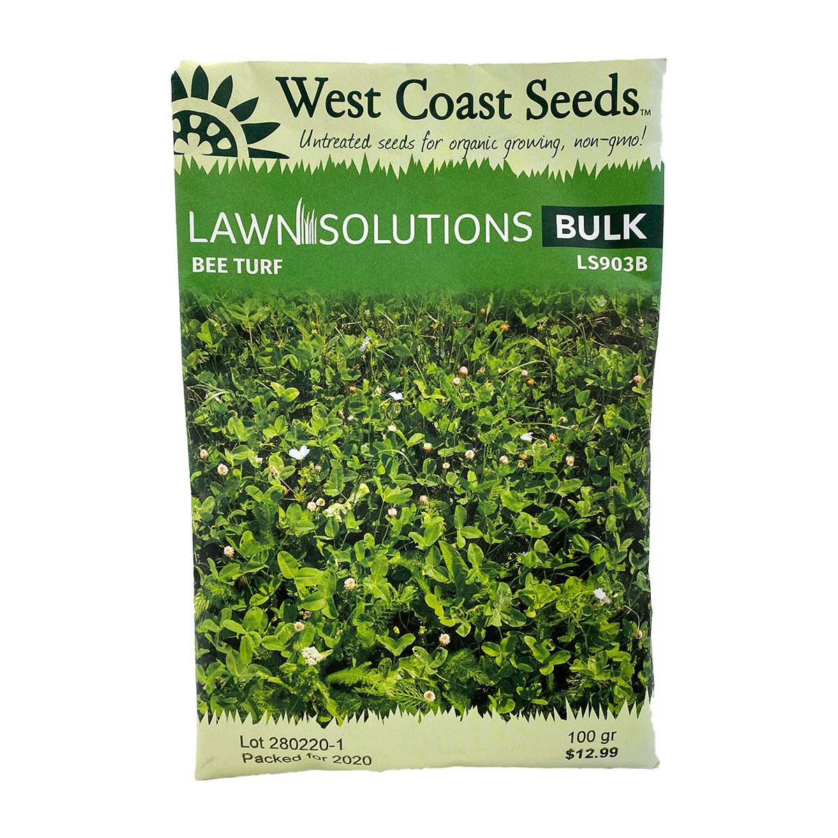 Lawn Solutions Bulk Bee Turf 100g