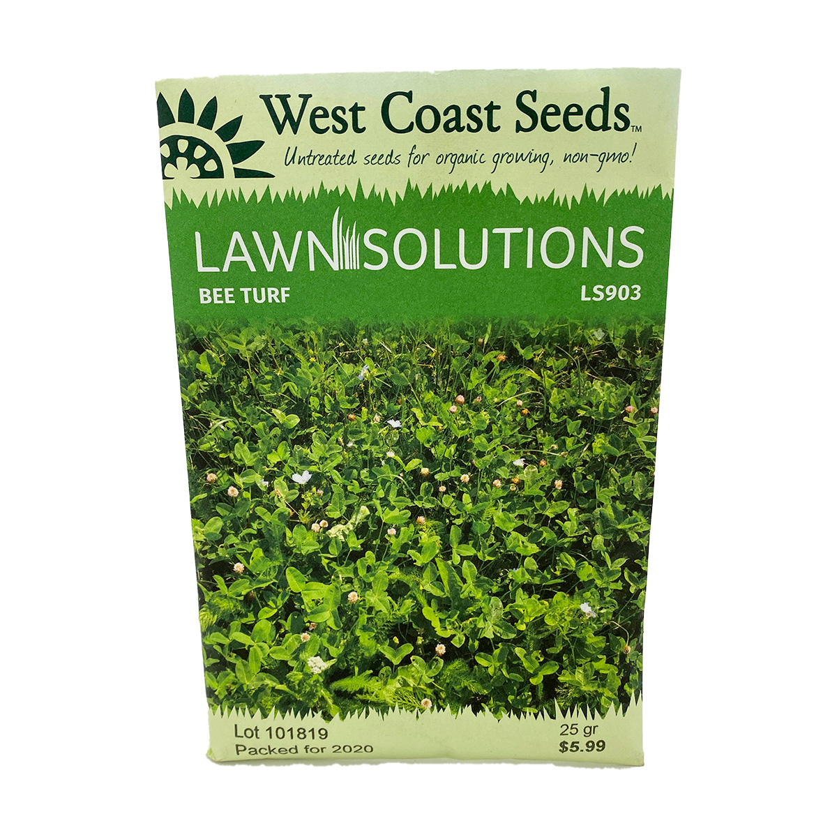 Lawn Solutions Bee Turf 25g